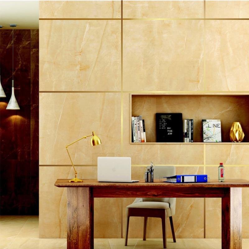 Gold-Silver-Seam-Line-Tile-Self-adhesion-Home-Waterproof-Floor-Sticker-Bathroom-Decor-Waterproof-0-5cm (5)