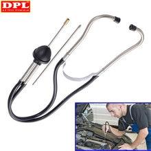 Stetoskop samochodowy Auto mechanika Cylinder silnika stetoskop aparat słuchowy cylindry stetoskop silnik samochodowy Tester narzędzie diagnostyczne
