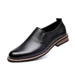 Homens De Couro genuíno sapatos casuais Verão Respirável Macio Feito À Mão dos homens de Condução Mocassins chaussure homme zapatos de hombre