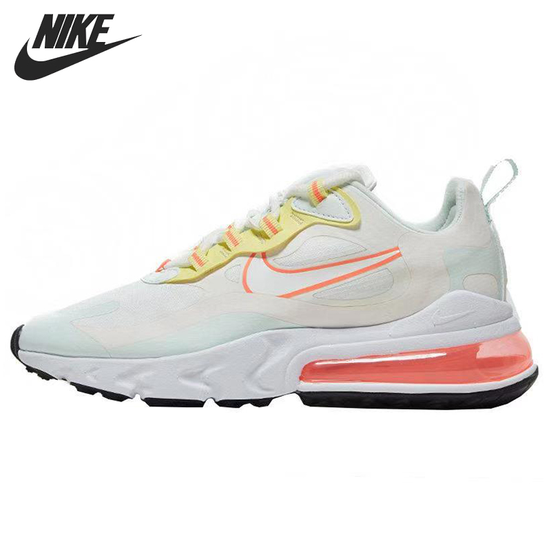 Original New Arrival NIKE W AIR MAX 270 REACT Women's Running Shoes Sneakers 1