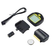 SunDing 548C1/548C Wireless Bike Computer Waterproof Bicycle Odometer Speedometer LCD Cycling Computer Stopwatch sunding wireless electronic bicycle computer speedometer