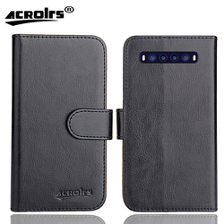 На Алиэкспресс купить чехол для смартфона tcl 10 pro case 6.47дюйм. 6 colors flip fashion soft leather crazy horse exclusive phone cover cases wallet