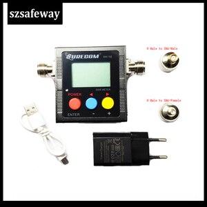Image 4 - 2020 NEW SW 102 125 525 Mhz Digital VHF/UHF Power SWR Meter SURECOM For Two Way Radio SW102