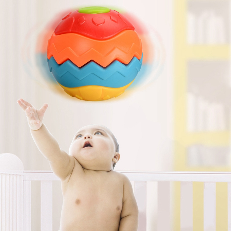 Hot Variety Of Puzzles And Deformation Balls, Infants And Children, Inserting Fitness Balls, Assembling Children'S Toys