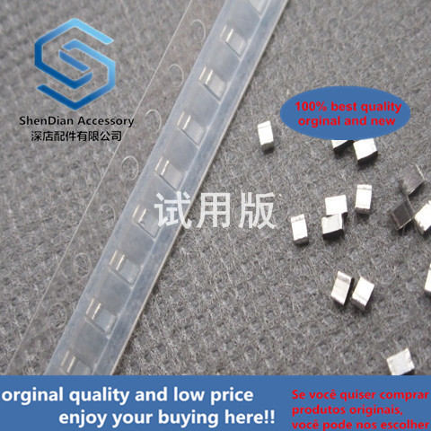 50pcs 100% Orginal New ECHU1H222GX5 0805-2.2NF 2200PF 2% 50V SMD Metallized CBB Film Capacitor