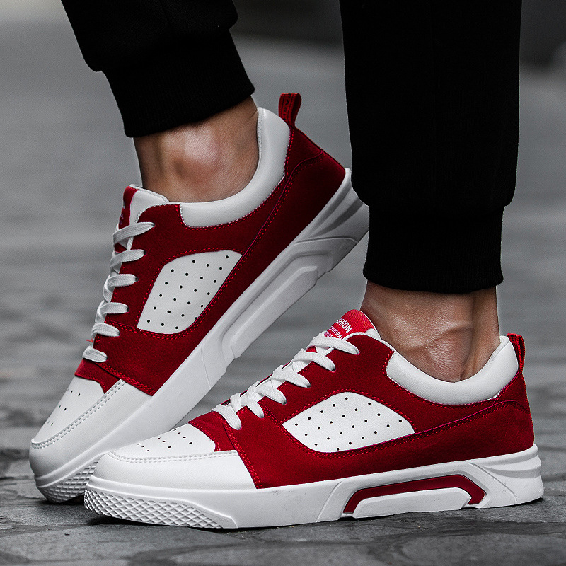 shoes men 2019 Autumn and winter men's flat shoes fashion casual breathable soft men shoes fashion casual sports shoes male