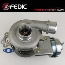 Turbocharger TF035 49135 07312 49135 07310 28231 27810 Turbine full turbo for Hyundai Santa Fe 155 HP 114 Kw 2.2 CRDi D4EB 2006