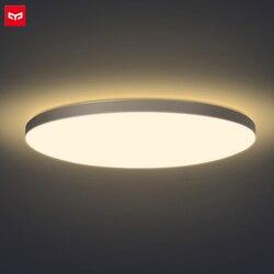 Nouvelle version YEELIGHT 50W Smart LED plafonniers coloré lumière ambiante Homekit APP contrôle AC 220V pour salon