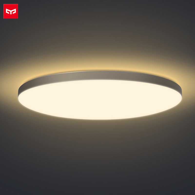 YEELIGHT 50W Smart LED Ceiling Lights Colorful Ambient Light Homekit APP Control AC 220V For Living Room