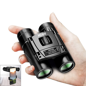 100x22 Powerful Binoculars Telescope HD Zoom 30000M Mini Telescope For Camping Night Vision Outdoor Hunting Optical Telescope wildgameplus wg500b 1080p hd night vision binoculars optical 10 8x31 zoom digital night vision binocular hunting telescope night