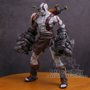 Image 4 - NECA God of War 3 Ghost of Sparta Kratos PVC Action Figure Collectible Model Toy 22cm