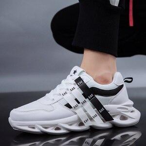 Image 4 - Smorzamento di esplosione di super scarpe DELLUNITÀ di elaborazione ammortizzazione velocità da corsa scarpe da basket competitivo piatto scarpe casual da uomo scarpe scarpe di grandi dimensioni