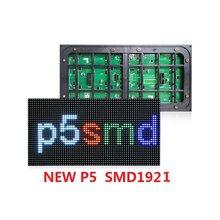 P5 smd 320x160mm 64x32 pixels 8s cor cheia rgb módulo de exibição led ao ar livre