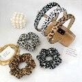 Temperament Leopard Muster Haarband Koreanische Mode Vielseitig Breite Stirnband Frauen Haar Band Accessoires Schwamm Haar Klemmen Neue