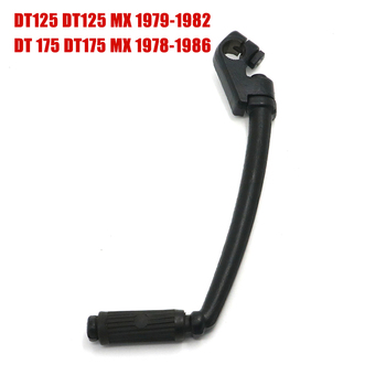 DT 125 175 MX Kickstart kick start starter Crank lever 16mm For Yamaha DT175 MX 1978-1986 DT125 MX 1979-1982 gear shift Shaft