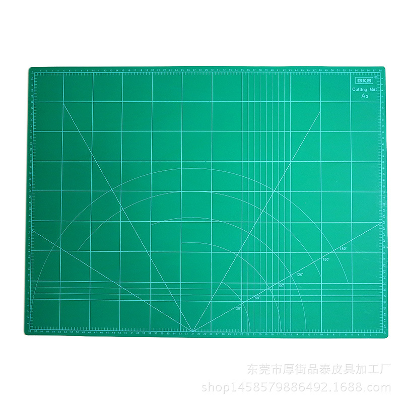 A2 Wholesale GKS Cutting Base Plate Double-Sided Conference Paper Pad Carveed Base Plate 60 Cm X 45 Cm White Core-