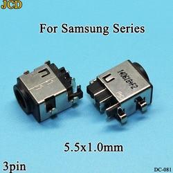 JCD 1 pçs/lote Laptop dc power jack conector de porta de carregamento Para SAMSUNG RV520 RV720 RV530 RC730 RC530 RF411 RF511 RF710 RF711