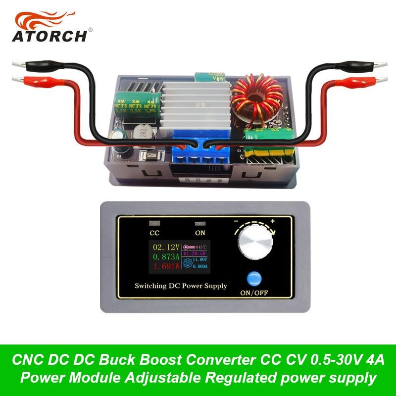 DT24P-30A 1000V DC Power Supply Voltmeter Ammeter Battery Capacity Tester Meter