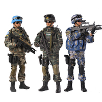 30CM Solider Figure 1/6 Scale Chinese soldiers Action Figures Military Army Men Toy Soliders Joint Dolls Boys Toys BirthdayGift