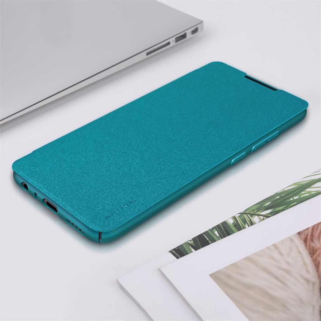 Для Xiaomi Redmi Note 7 8 5A 7S чехол Note7 6 8 Pro Флип кожаный чехол Nillkin Sparkle Series PU флип-чехол для Redmi Y1 Lite сумки