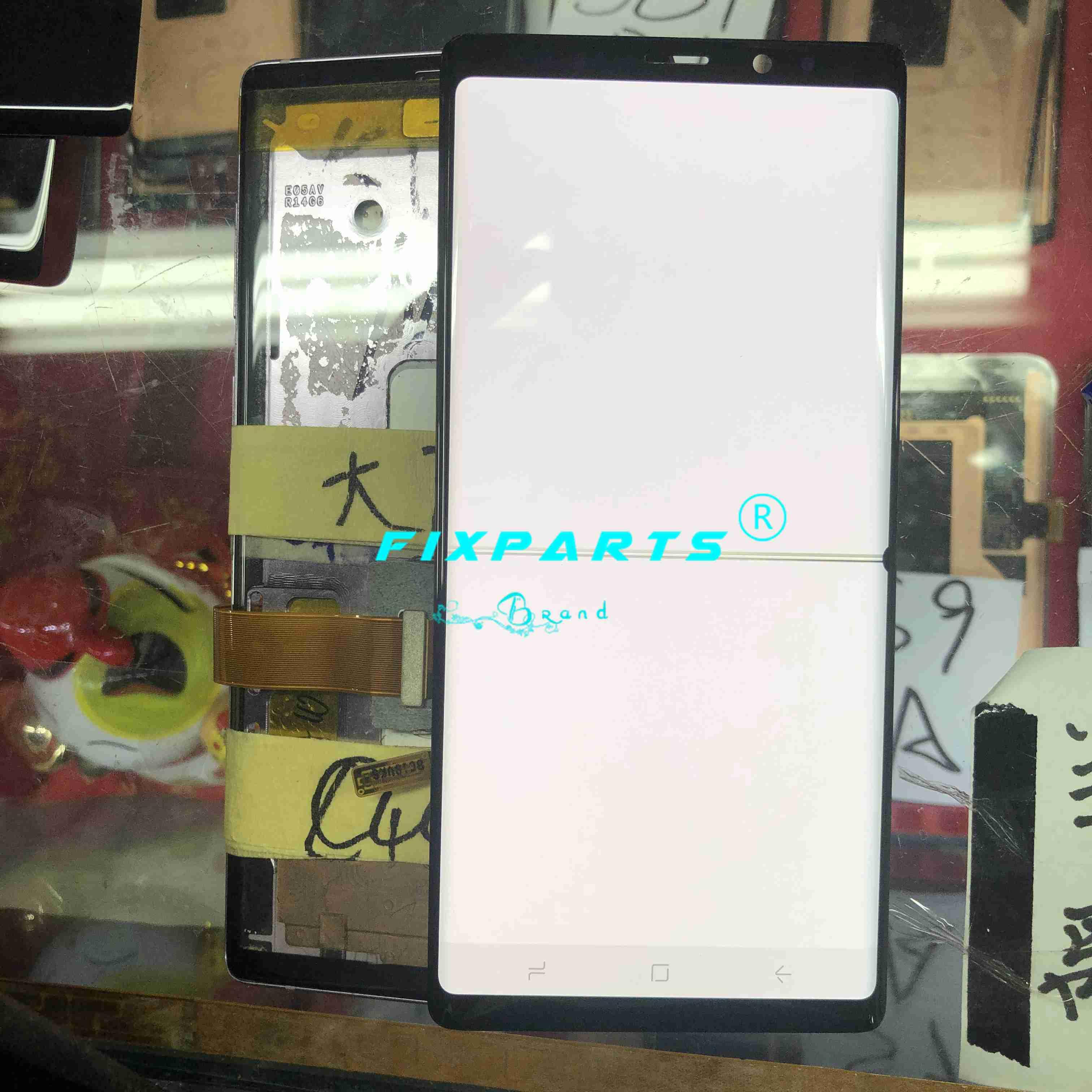 SAMSUNG Galaxy Note 8 9 LCD Display