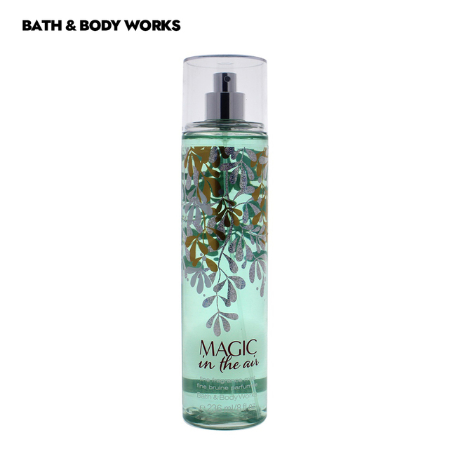 Bath and Body Works perfume for woman Long Lasting Perfumes Magic in the Air Flowers Fruits Flavor Mist-8 oz Victoria's Secret 1