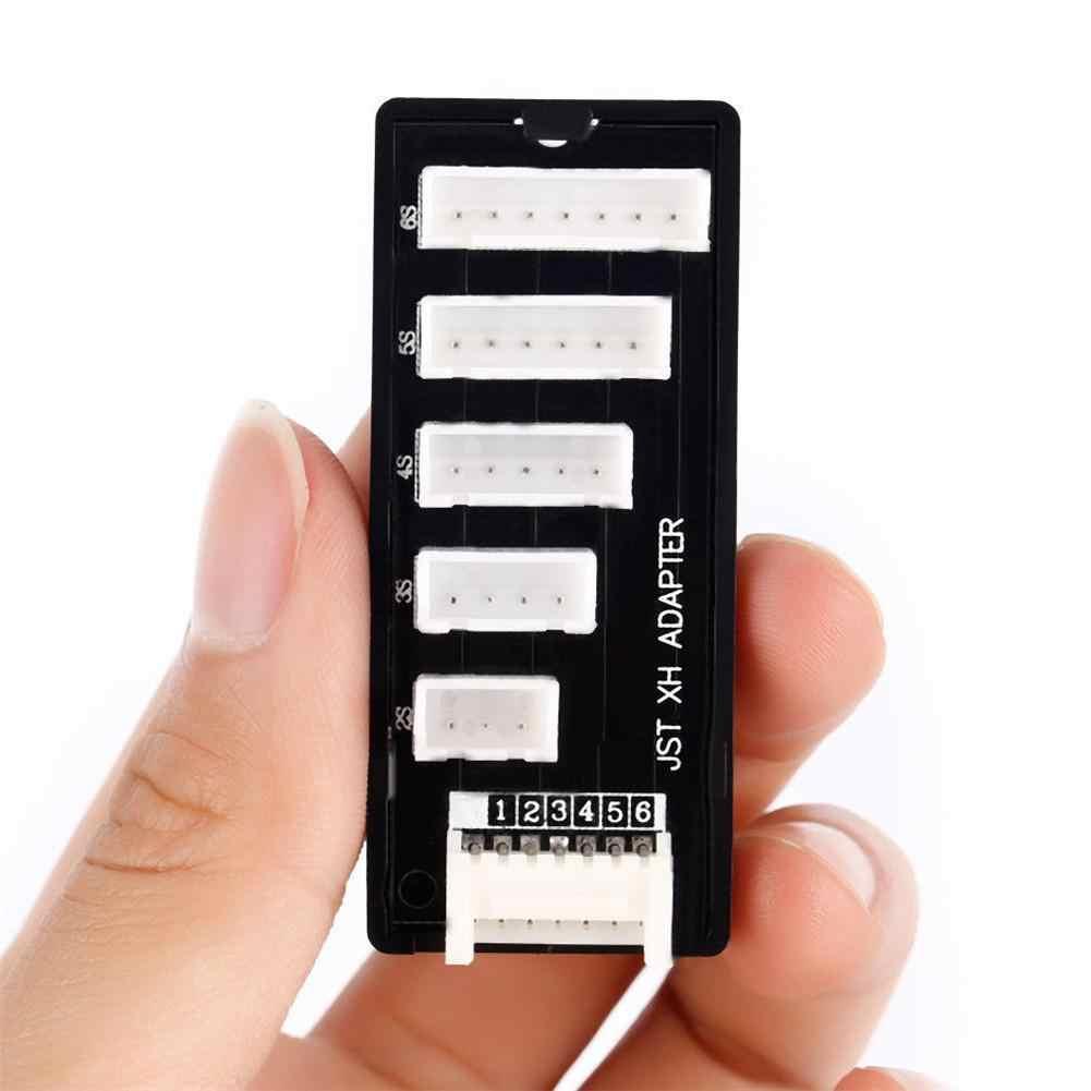 Skyrcバランス充電器充電アダプタープレートxhバランスインタフェースアダプタプレートボード2-6s