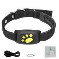 Gps трекер для домашних животных Ip65 Водонепроницаемый мини смарт-трекер для домашних животных ошейник для собак и кошек водонепроницаемый ф...