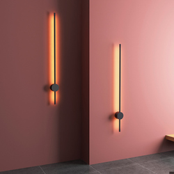 Nordic Minimalist Long Wall Lamp Modern Led Wall light Indoor Living Room bedroom LED Bedside Lamp Home Decor Lighting Fixtures