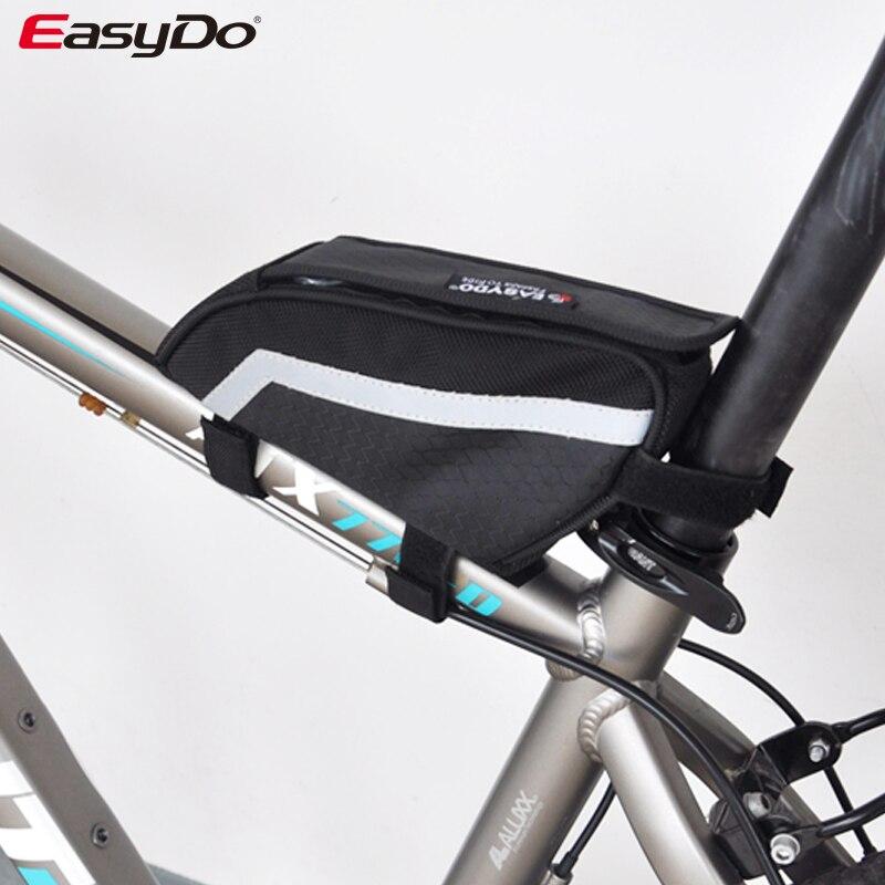 Велосипед EasyDo велосипедная сумка непромокаемая большая емкость MTB Дорожная сумка треугольная сумка водонепроницаемая сумка для катания Ак...