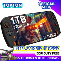 OneXPlayer Mini Handheld Video Game Console I7-1195G7 8.4Inch GamePlayer Windows 10 Laptop UMPC 2560x1600 Touch Screen Tablet Pc 1