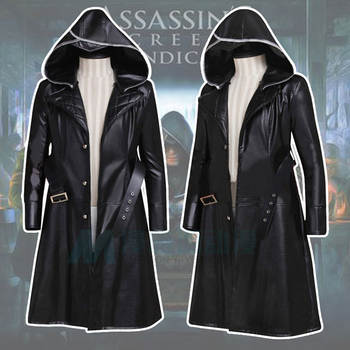 jacob frye cosplay assassin creed syndicate anime cosplay costume for man killer uniform halloween Party Hidden Blade costume цена 2017