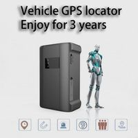 GPS 1PCS Locator For Car Mini GPS Tracker Real Time Tracking Anti Lost Anti Theft