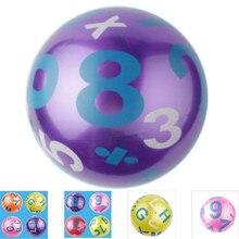 Игрушки Монтессори для малышей, надувные 9 дюймовые шарики, математические игрушки, математические цифры и алфавит, развивающие игрушки для детей, подарок для детей