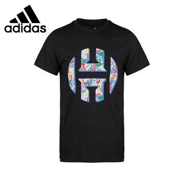Original New Arrival  Adidas FIBA  LOGO Men's T-shirts short sleeve Sportswear