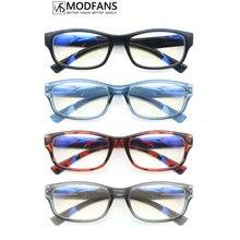 Очки с блокировкой сисветильник для мужчин и женщин модные квадратные