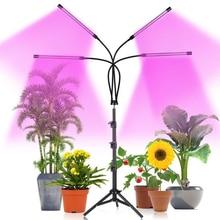 Yabstrip LED Grow Light 5V USB led Plant lamps Full Spectrum Phyto Lamp For indoor Vegetable Flower seedling fitolampy