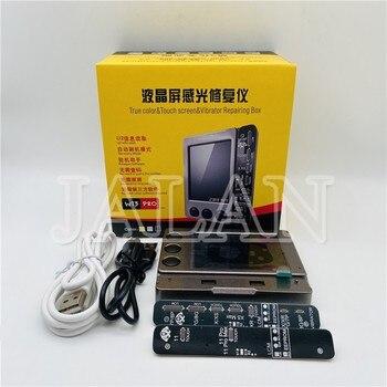 W13 pro для iP 11 pro max 7 8 x xs max xr ЖК-программист для восстановления света датчик истинного цвета и сенсорный экран и вибратор инструмент для ремонт...