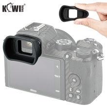 Мягкий силиконовый увеличенный окуляр kiwi для камеры nikon