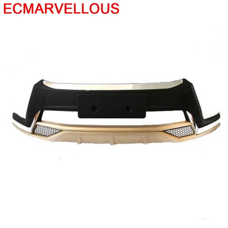 Upgraded Modified Automovil Auto Decorative Rear Diffuser Tunning Styling Car Front Lip Bumper 15 16 17 18 FOR Toyota Highlander|Bumpers| |  - title=