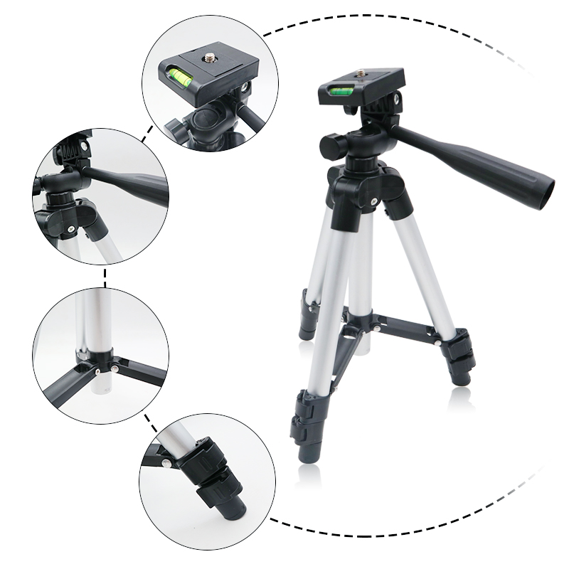 Professional Camera Tripod Mount Stand Holder for iPhone Mobile Phone Universal Portable Digital Camera Camcorder Tripod Stand|tripod stand|professional camera tripodcamera tripod - AliExpress