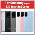 EF-KG988 оригинальный Samsung S20 ультра светодиодный чехол Galaxy S20 Plus 5G Smart Led подсветка