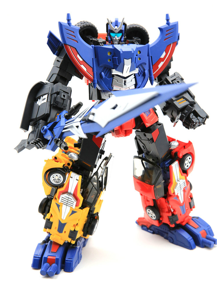 NEW TFC Toys Transformers TF-03 WildHunter Road Caesar Figure In Stock