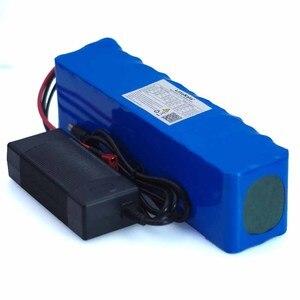 Image 4 - 48V 7.8ah 13s3p haute puissance 18650 batterie véhicule électrique moto électrique bricolage batterie BMS Protection + 54.6v 2A chargeur