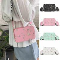 Women's Fashion Lace Retro Shoulder Bag Floral Zipper Embroidery Beach Bag Messenger Crossbody Bags bolsa feminina#30
