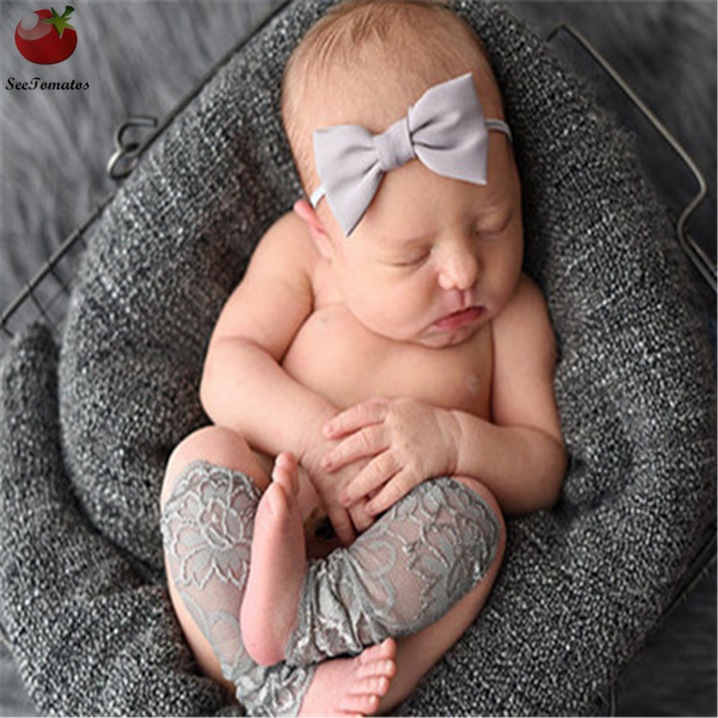 Handmade Newborn Lace Romper Baby Photography Props Baby Girl Lace Romper Newborn Clothes Hat Baby Cap Costume Fotografia