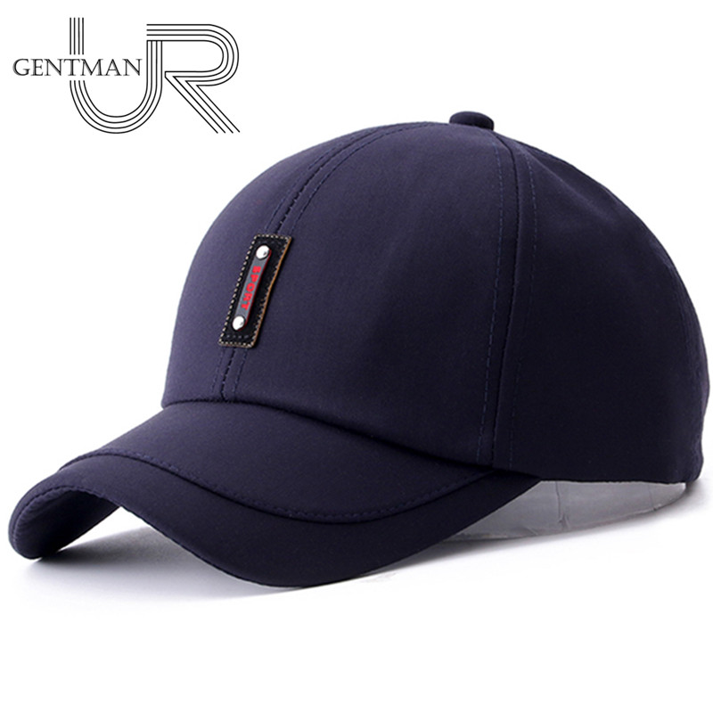 New Cap High Quality Leisure Sports Label Baseball Cap For Men And Women Outdoors Streetwear Hat Cap