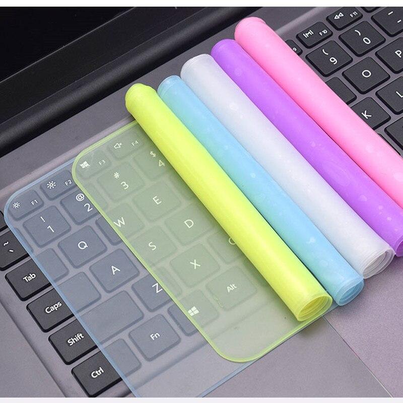 Защитная пленка для клавиатуры, водонепроницаемый пылезащитный силиконовый чехол для клавиатуры, 12 14 дюймов, 15 дюймов, 6 дюймов|Чехлы для клавиатуры|   | АлиЭкспресс