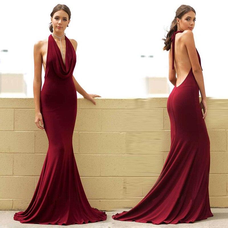 1PCS Autumn New Dress Burst Sleeveless Neckless Dress Bag-top Long Skirt Cocktail Dresses