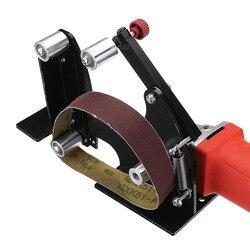Угловая шлифовальная лента шлифовальная установка шлифовальная лента адаптер M14 Conneting шпиндель для 115 125 угловая шлифовальная машина